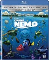 Finding Nemo (3D Blu-ray) Cover