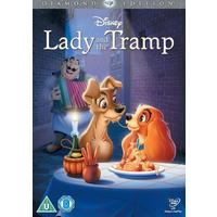Lady and the Tramp (DVD)
