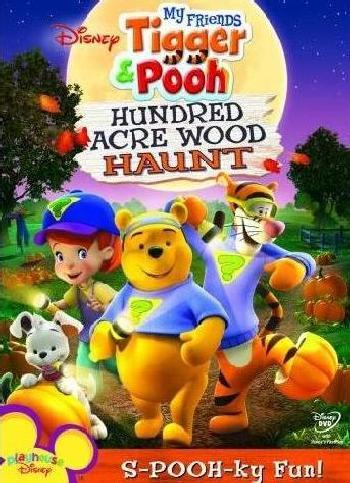 My Friends Tigger & Pooh: Hundred Acre Wood Haunt (DVD)