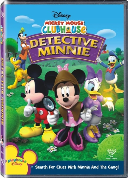 mickey mouse club detective minnie dvd movies amp tv