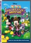 Mickey Mouse Club: Detective Minnie (DVD)