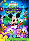 Mickey Mouse Club: Mickey's Adventures In Wonderland (DVD)