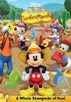 Mickey Mouse Club: Numbers Round Up (DVD)