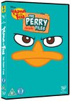 Phineas And Ferb: The Perry Files (DVD) Cover