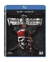 Pirates of the Caribbean: On Stranger Tides  (3D Blu-ray)