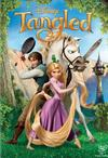 Tangled (DVD) Cover