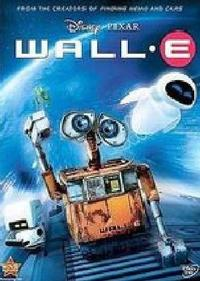Wall-E (DVD) - Cover