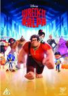 Wreck-It Ralph (DVD) Cover