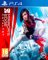 Mirror's Edge Catalyst (PS4) - Cover