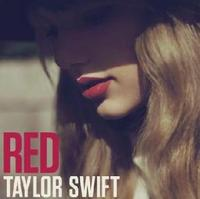 Taylor Swift - Red (CD) - Cover