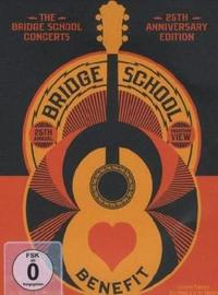 Various Artists - The Bridge School Concerts - 25th Anniversary Edition (DVD) - Cover