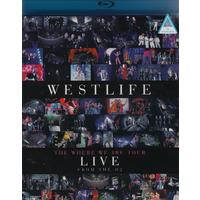 Westlife - The Where We Are Tour - Live At the O2 (Blu-ray)