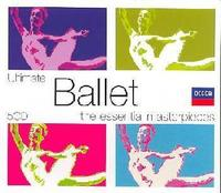 Various Artists - Ultimate Ballet (CD) - Cover