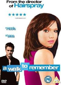 A Walk to Remember (DVD) - Cover