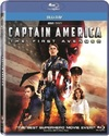 Captain America: The First Avenger (Blu-ray) Cover