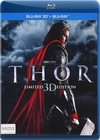Thor (3D Blu-ray) Cover