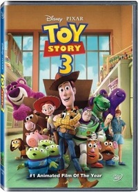 Toy Story 3 (DVD) - Cover