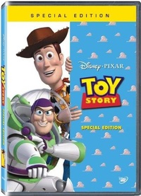 Toy Story (DVD) - Cover