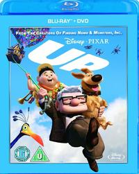 Up (Blu-ray+DVD) - Cover