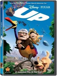 Up (DVD) - Cover