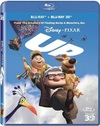 Up  (3D Blu-ray) Cover