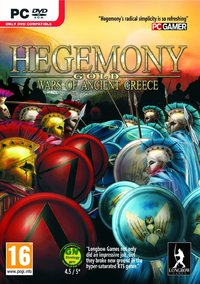 Ng5065 - Hegemony Gold - Wars of Ancient Greece (PC) - Cover