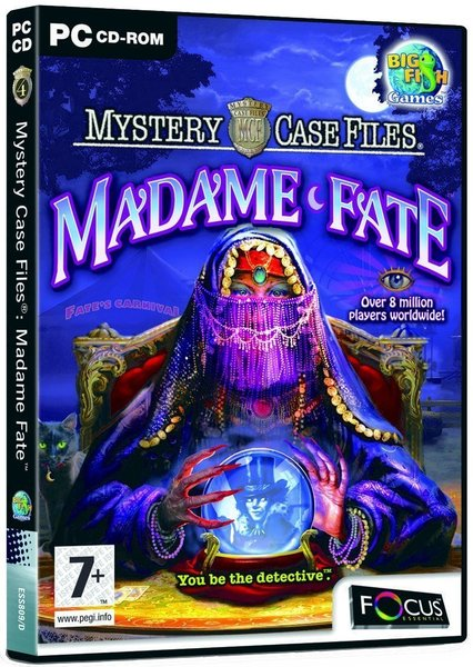 Mystery Case Files: Madame Fate (PC)