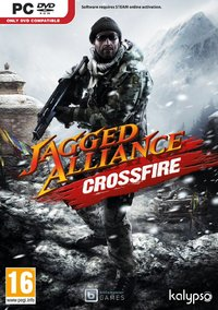 K5058 - Jagged Alliance Crossfire (PC) - Cover