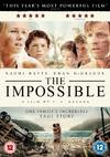 The Impossible (DVD) Cover