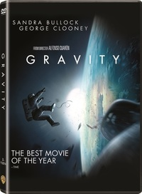 Gravity (DVD) - Cover