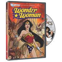 DC Universe: Wonder Woman (DVD) - Cover
