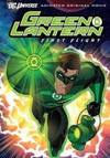 DC Universe: Green Lantern Corps (DVD) Cover