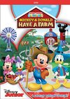 Mickey Mouse Club: Mickey & Donald Have a Farm (DVD) Cover