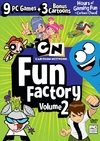Cartoon Network: Fun Factory 2 (PC) Cover