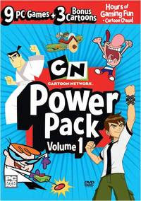 Cartoon Network: Power Pack 1 (PC) - Cover