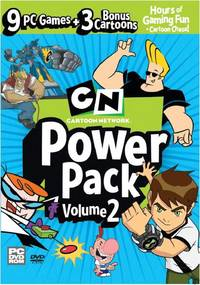 Cartoon Network: Power Pack 2 (PC) - Cover