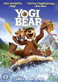 Yogi Bear (DVD) - Cover