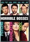 Horrible Bosses (DVD) Cover