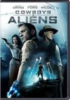 Cowboys & Aliens (DVD) Cover