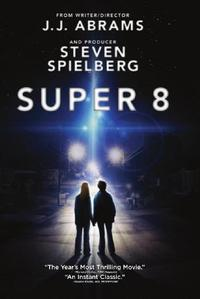 Super 8 (DVD) - Cover