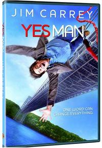 Yes Man (DVD) - Cover