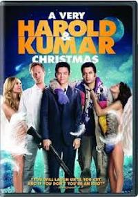 A Very Harold & Kumar Christmas (DVD) - Cover