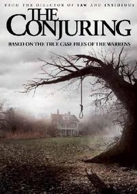 The Conjuring (DVD) - Cover