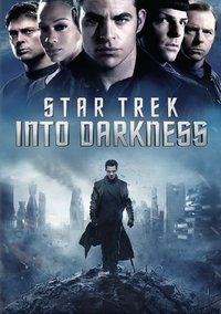 Star Trek: Into Darkness (DVD) - Cover
