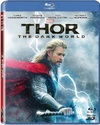 Thor: The Dark World (3D Blu-ray) Cover