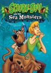 Scooby-Doo and The Sea Monsters (DVD) Cover