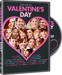 Valentine's Day (DVD) - Cover