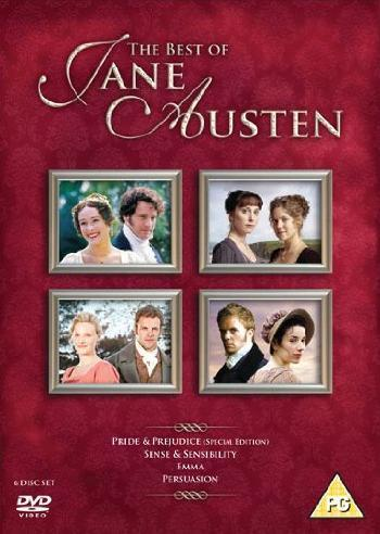 Best Of Jane Austen (DVD)