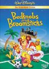 Bedknobs and Broomsticks (DVD) Cover