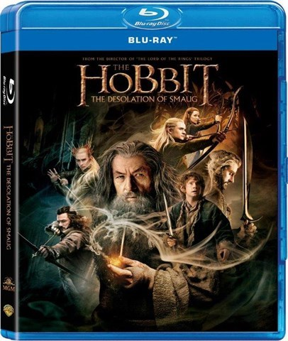 The Hobbit The Desolation Of Smaug Blu Ray Movies Tv Online
